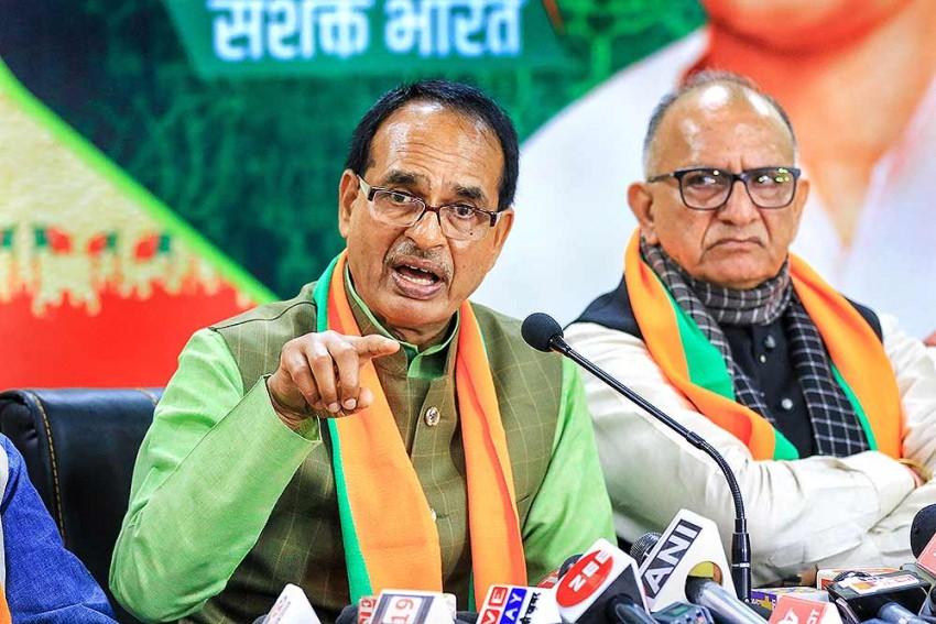 MP Crisis: SC To Hear Plea Seeking Floor Test; BJP MLAs Reach Guv Residence