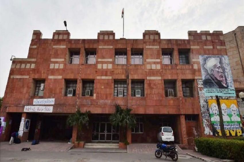 JNU Road Named After Hindutva Icon Savarkar, JNUSU Says 'Shame On Legacy' Of Varsity