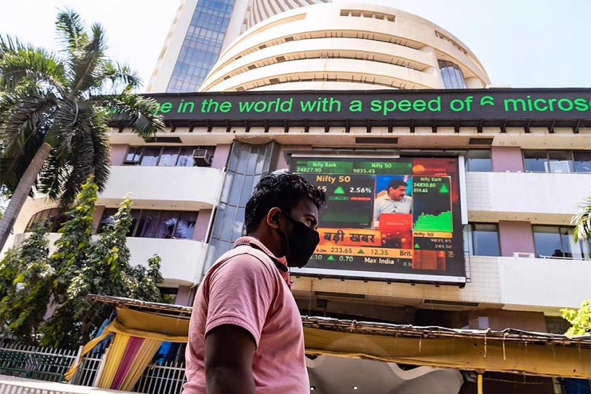 Sensex Plunges Over 2,600 Pts, Nifty Below 9,300 As Coronavirus Fear Continues To Grip Markets