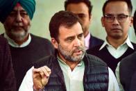 'Massive Tsunami Is Coming': Rahul Gandhi Warns Govt Of Economic Devastation