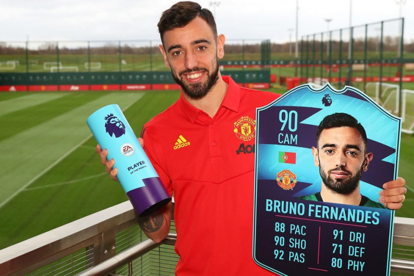 Bruno Fernandes: The Numbers Behind Manchester United Star's Flying Premier League Start