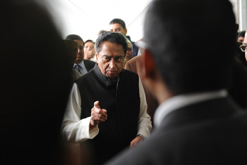 No Floor Test Today, Says Kamal Nath After Meeting Guv; Dares BJP To Bring No-Trust Vote
