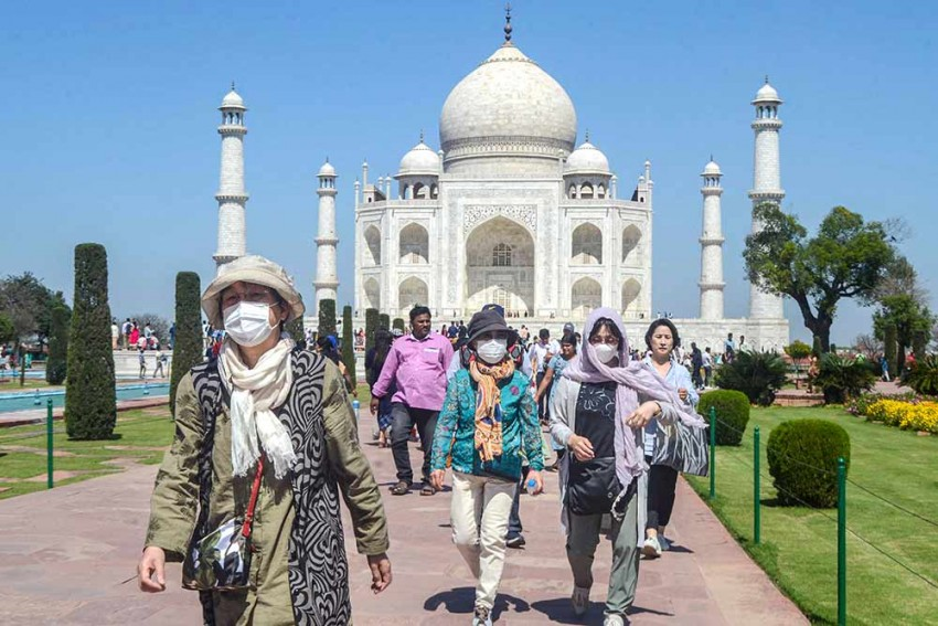 Taj Mahal Closed For Visitors From Today As Coronavirus Fear Mounts On