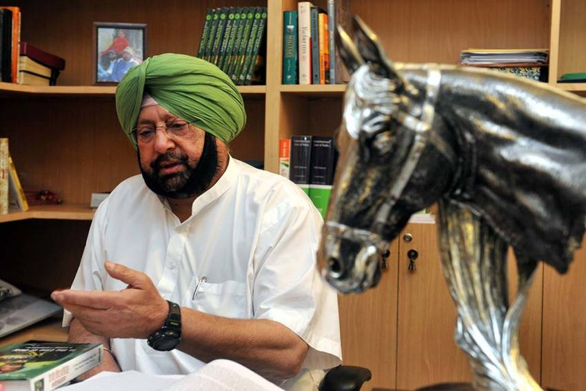 Exclusive: Law On CAA Discriminatory, Unconstitutional, How Can Centre Force It On States? Asks Amarinder Singh