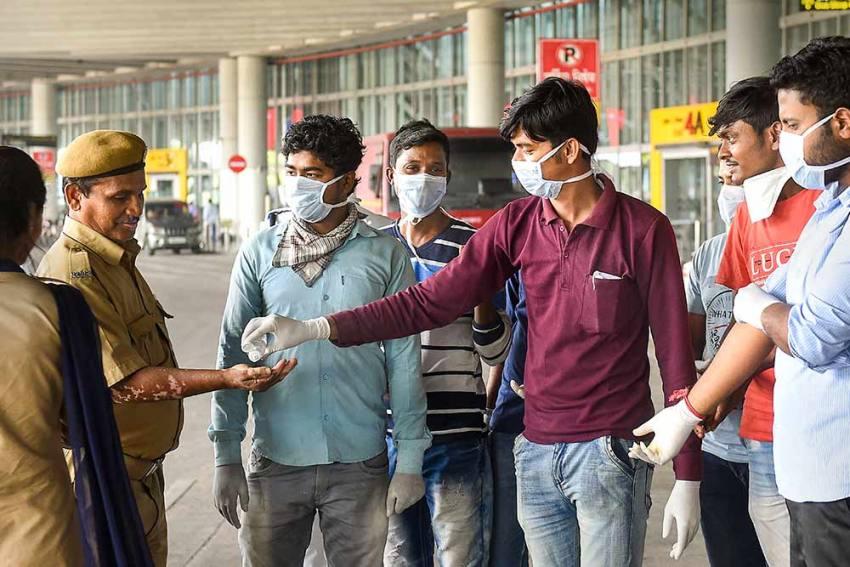 Coronavirus Pandemic: Delhi Govt Shuts Restaurants; Gathering Of Over 20 People Banned
