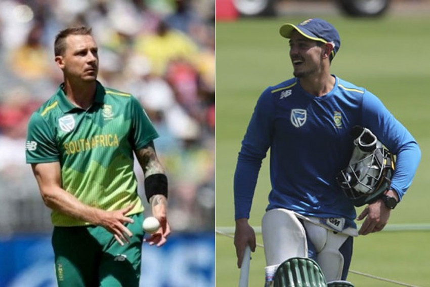 Coronavirus: Would Love To Be In Quarantine With Quinton De 'Proper Cook,' Says Dale Steyn