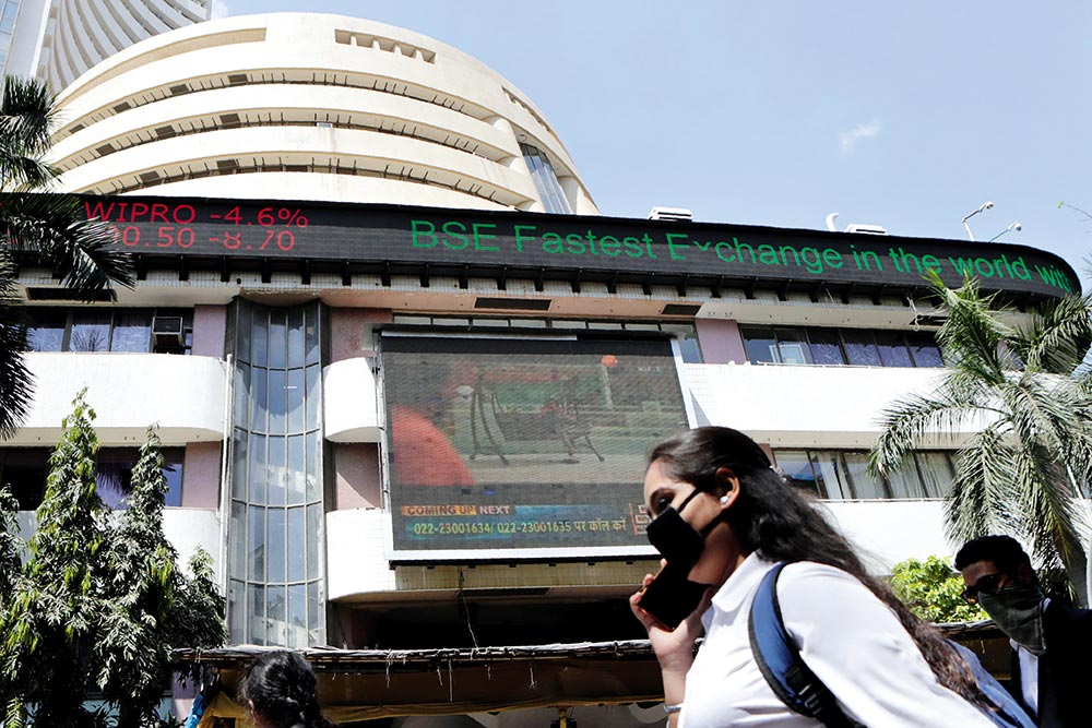 Down, Down, Down! Why Coronavirus Will Lockdown Indian Stock Market Indefinitely