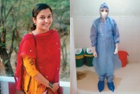 Meet The Corona Warriors: Mridula S. Sree, The Rookie Nurse Who Treated A Wuhan-Returned Patient In An Isolation Ward