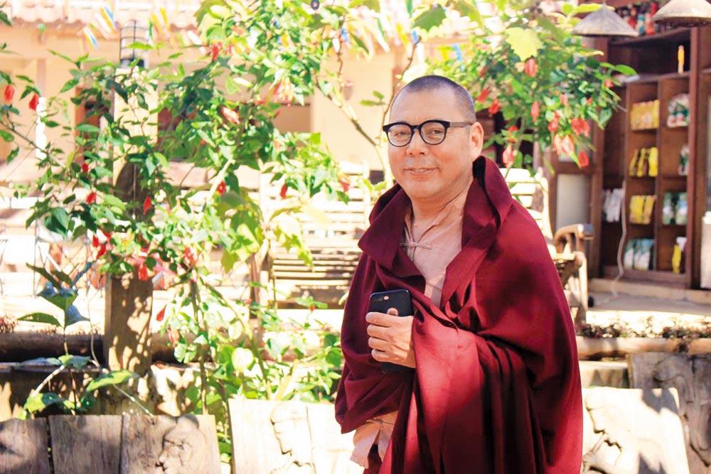 Meet The Corona Warriors: Lama Thupstan Chogyal, The Monk Who Keeps Ladakh's Heartbeat Throbbing
