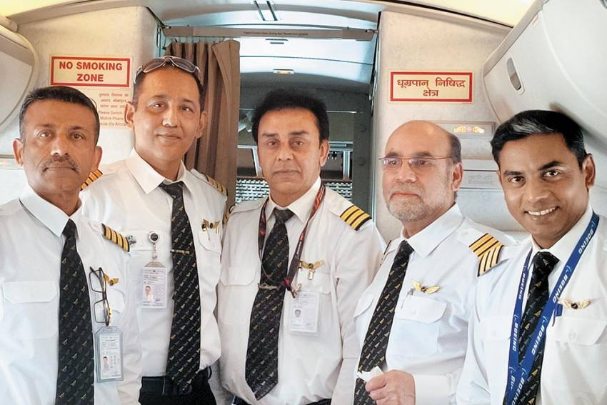 Meet The Corona Warriors: Captain Amitabh Singh, The Man Who Piloted Air-India's Mission Wuhan