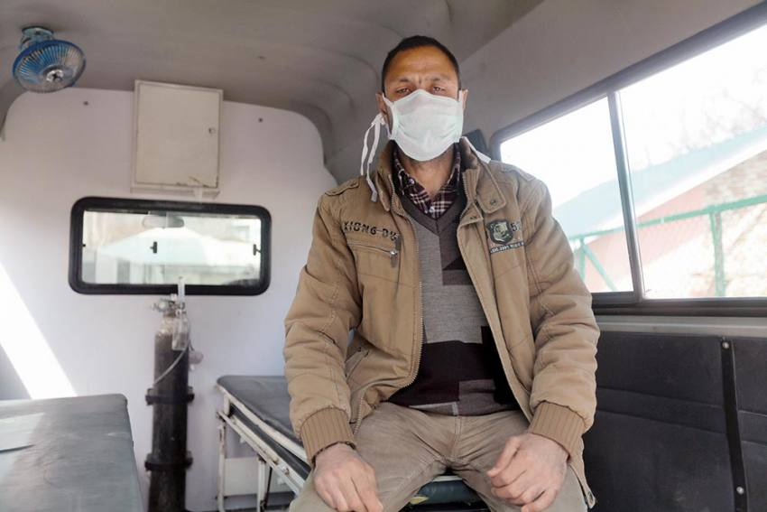 Meet The Corona Warriors: Muzaffer Ahmad, The Budgam Doctor Who Steadfastly 'Captures' COVID-19 Victims