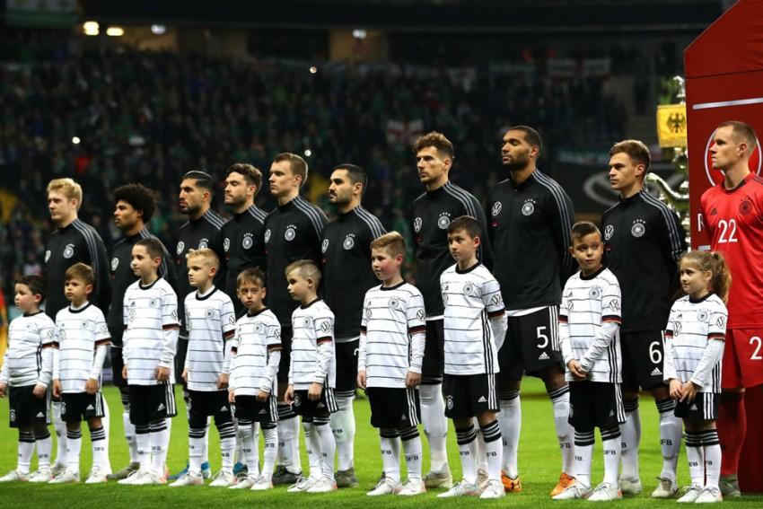 Coronavirus: Germany National Football Team Donate €2.5M