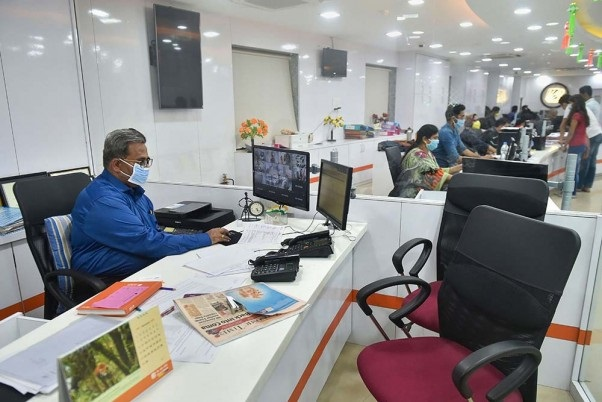 Coronavirus Outbreak: Centre Orders Work From Home, Staggered Working Hours For Its Staff
