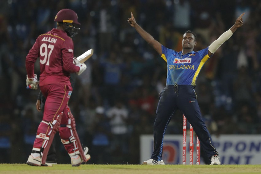 SL Vs WI: Sri Lanka Complete ODI Series Sweep As West Indies Come Up Just Short