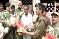 BSF Gives Rs 10 Lakh To Jawan Whose House Was Burnt In Delhi Riots