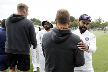 NZ Vs IND, 2nd Test: New Zealand Comfortably Seal Series Win Over India