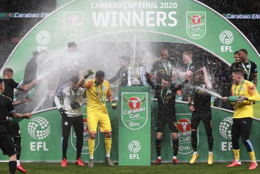 League Cup Final | Aston Villa 1-2 Manchester City: Fifth EFL Triumph In Seven Seasons For Citizens