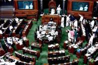 Ruckus In Parliament Over Delhi Riots; Congress MPs Raise Slogans, Demand Amit Shah's Resignation