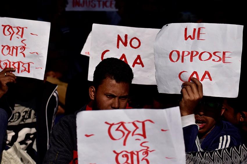 BJP-ruled Local Body In Maharashtra Passes Resolution Against CAA, NRC