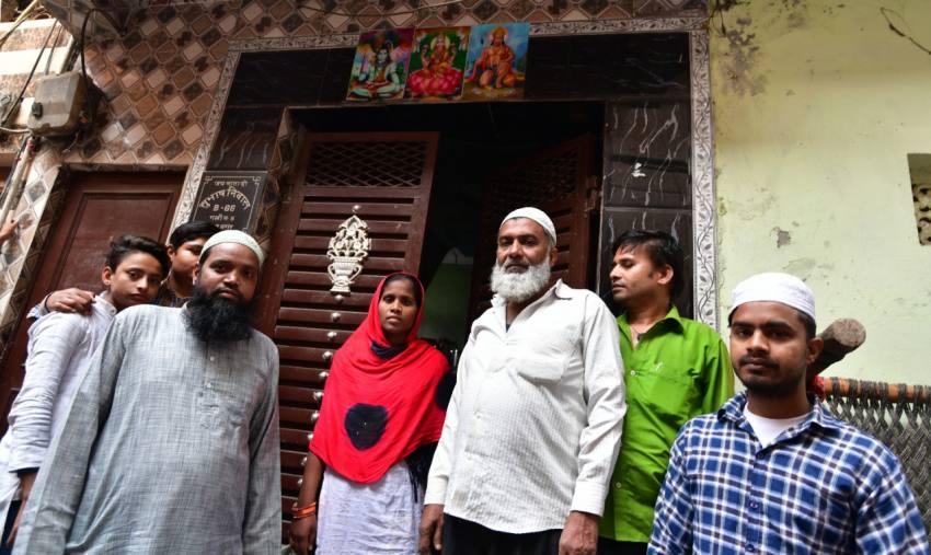 In This Riot-hit Delhi Neighbourhood, Muslims Guarded Hindu Widow, Her Kids