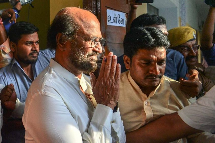 Ready To Play Any Role To Maintain Peace In Country: Rajinikanth After Delhi Violence