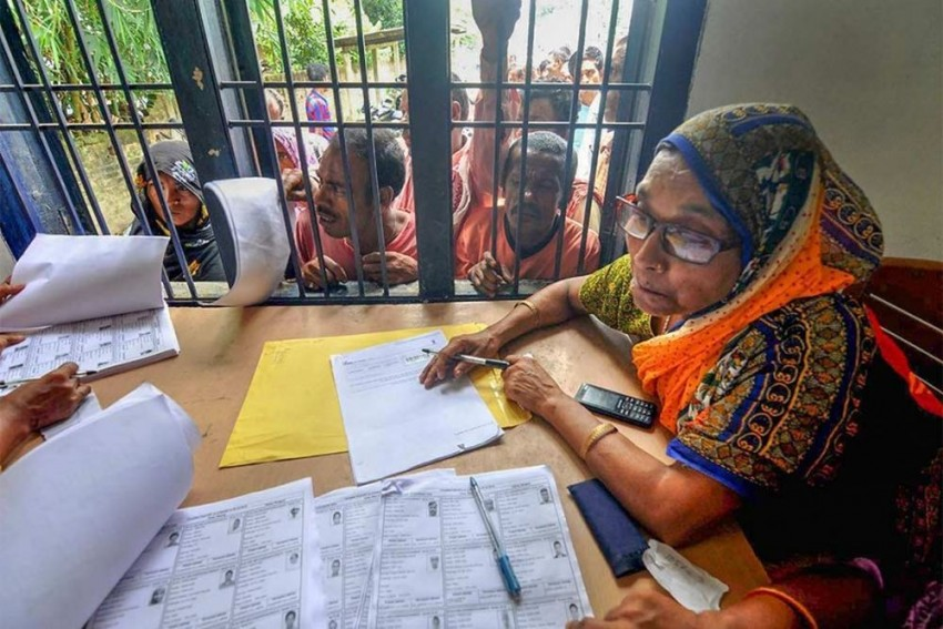 Amid Coronavirus Outbreak, Assam Puts Distribution Of NRC Rejection Slips On Hold
