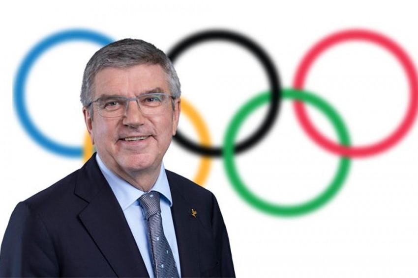 Coronavirus:'Premature' To Postpone Tokyo Olympics, Says IOC President
