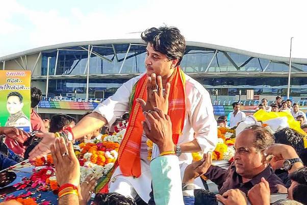'Truth Has Prevailed': Jyotiraditya Scindia On Kamal Nath's Resignation