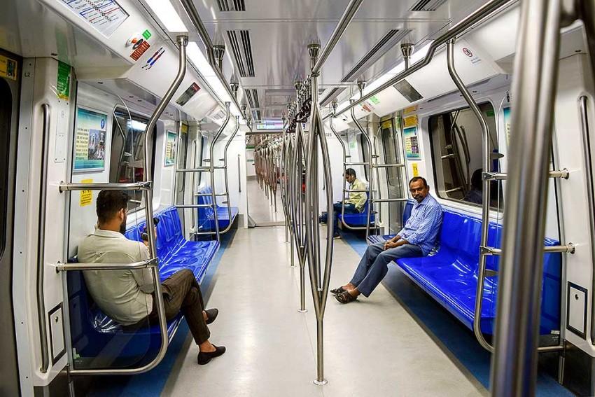 Delhi Metro Services To Be Closed On Sunday Due To Janata Curfew
