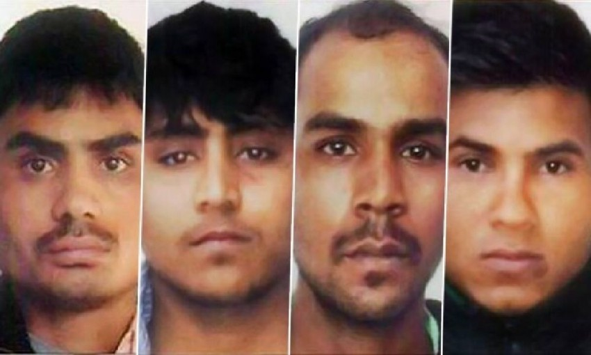 All Four Convicts In Nirbhaya Case Executed In Tihar Jail