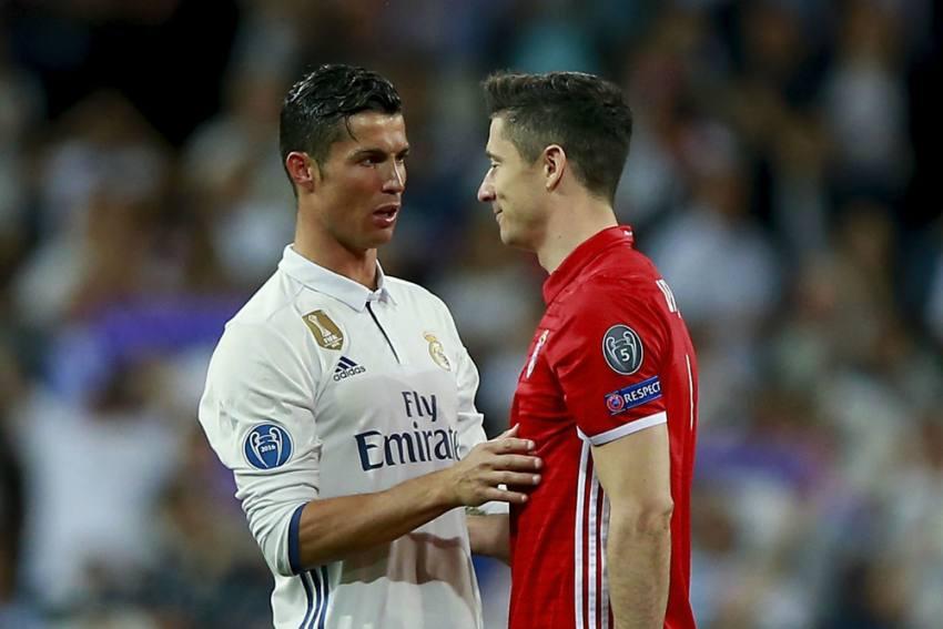 Cristiano Ronaldo, Sergio Ramos Wanted Me At Real Madrid: Robert Lewandowski