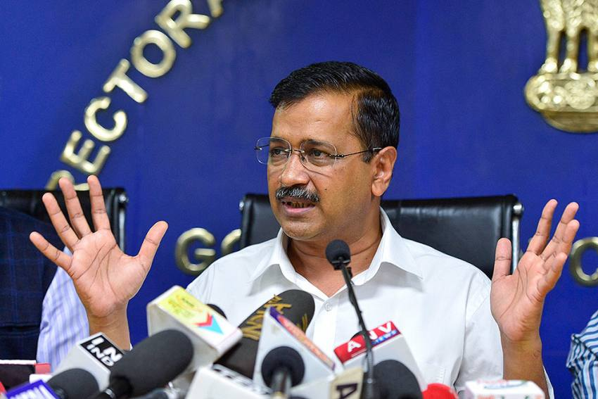 Coronavirus: Gathering Of More Than 5 People Banned In Delhi, Will Lock Down City If Needed, Says Kejriwal