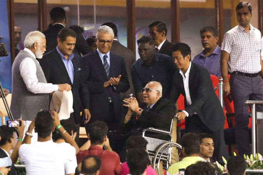 PK-da Was The 'Guardian Angel Of Indian Football,' Bhaichung Bhutia Pays Tribute To PK Banerjee
