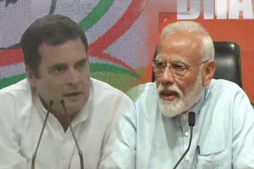 Clapping Won't Help, Country Needs Economic Package: Rahul Gandhi's Jibe At PM Modi