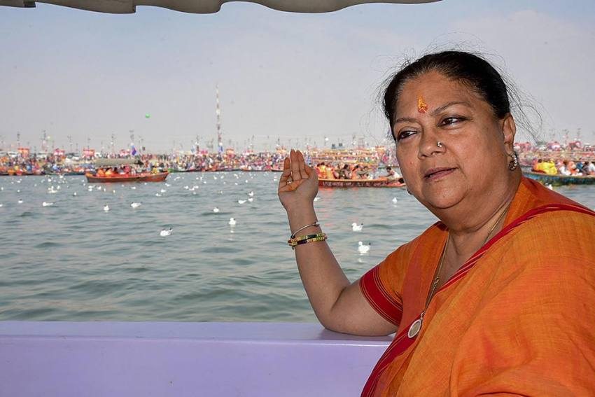 Vasundhara Raje, Who Attended Party With Kanika Kapoor, Tests Negative For Coronavirus