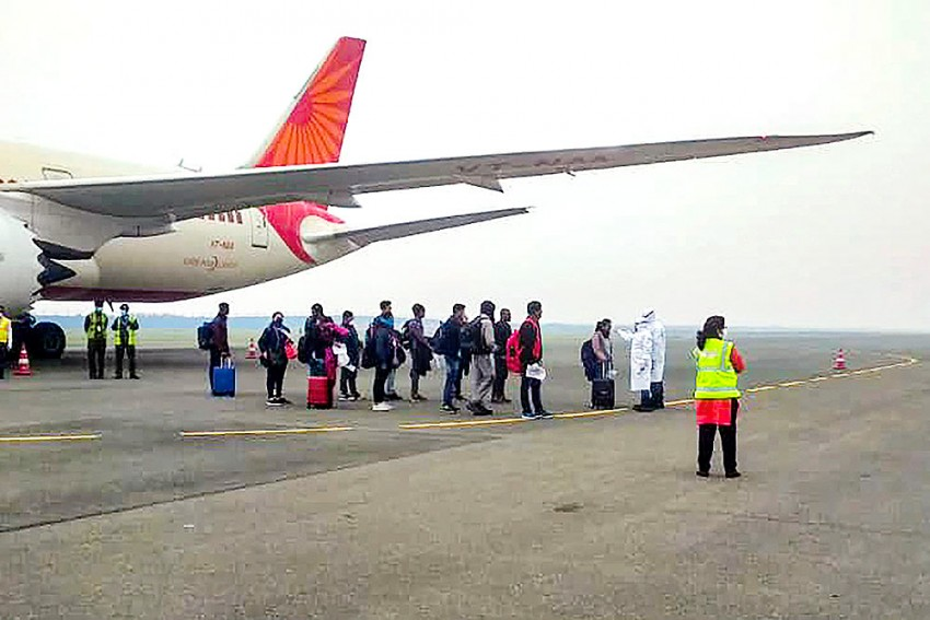 Air India's Corona Warriors, Who Brought Over A Thousand Home, Face Ostracisation In Housing Societies