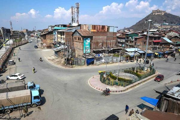Coronavirus Outbreak: Health Authorities In Kashmir Demand Ventilators