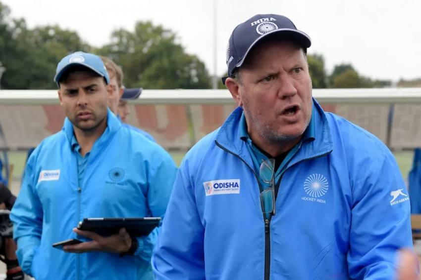 Coronavirus: COVID-19 Hasn't Hampered Our Olympic Preparation, Says India Men's Hockey Coach Graham Reid