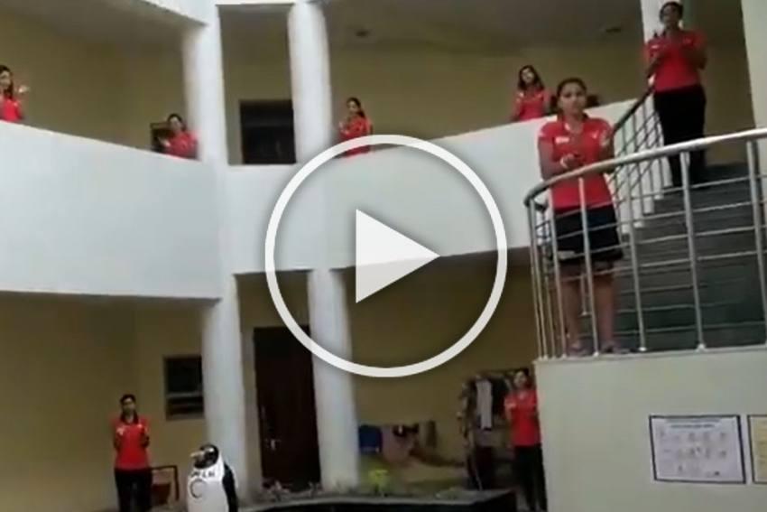Tokyo Olympics-Bound Indian Athletes Say Thank You To Coronavirus Warriors – Watch Videos