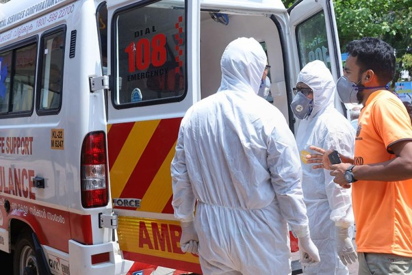 Coronavirus: Metro, Inter-State Bus And Rail Services Suspended; Lockdown In 75 Districts