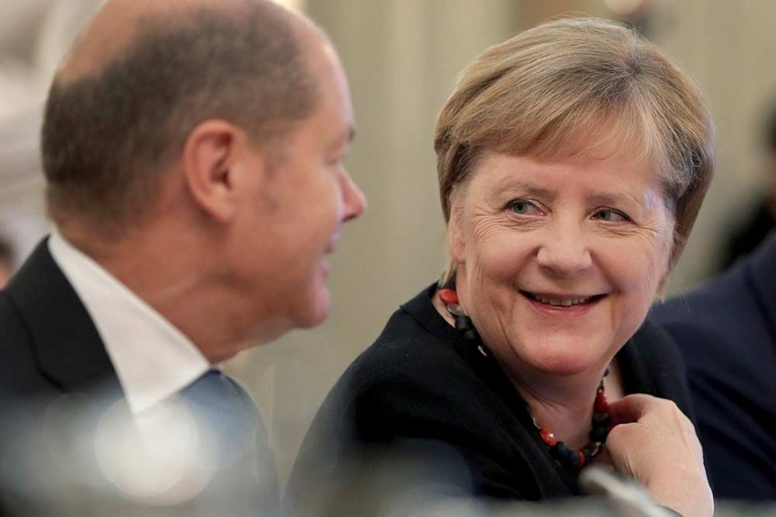 Coronavirus: German Chancellor Angela Merkel In Quarantine After Her Doctor Tests Positive