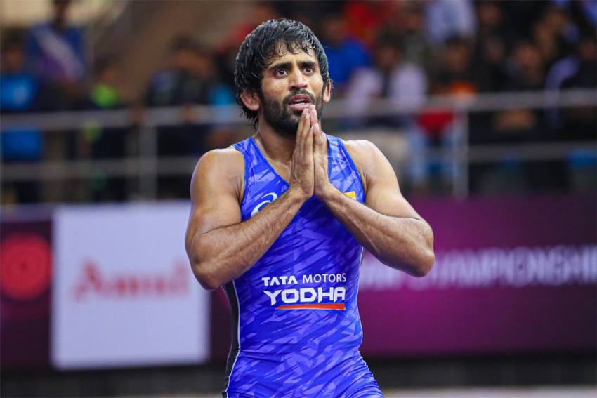 Coronavirus: Olympics-Bound Wrestler Bajrang Punia Donates Six Months' Salary In Fight Against COVID-19