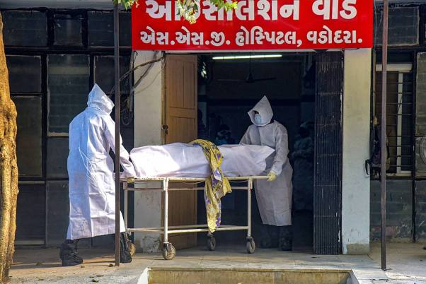 Locals Protest Against Cremation Of Coronavirus Patient In West Bengal Amid Fears Of Contamination