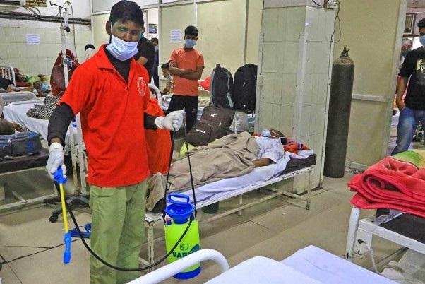 65-Year-Old Coronavirus Patient Dies In Maharashtra; Third Fatality In Mumbai