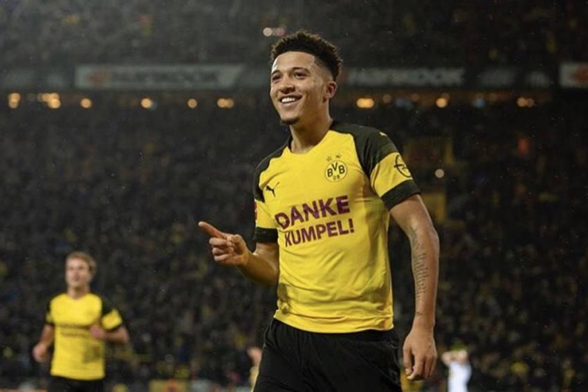 Jadon Sancho Turns 20: Borussia Dortmund And England Star's Stats Rival Cristiano Ronaldo