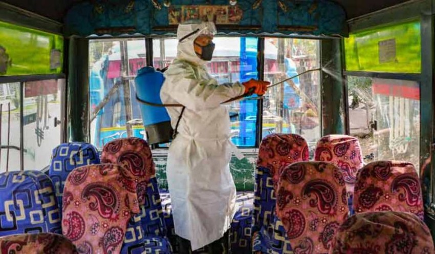 Coronavirus Pandemic: Tracing The Travel History Of Kashmir's COVID-19 Positive Patients
