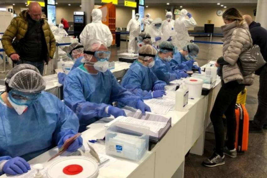 Coronavirus: More Than 2,50,000 Declared Covid-19 Cases In Europe