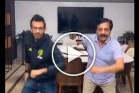 Laughter Fest As Yuzvendra Chahal's 'Good News, Bad News' TikTok Video With Father Sets Internet On Fire - WATCH