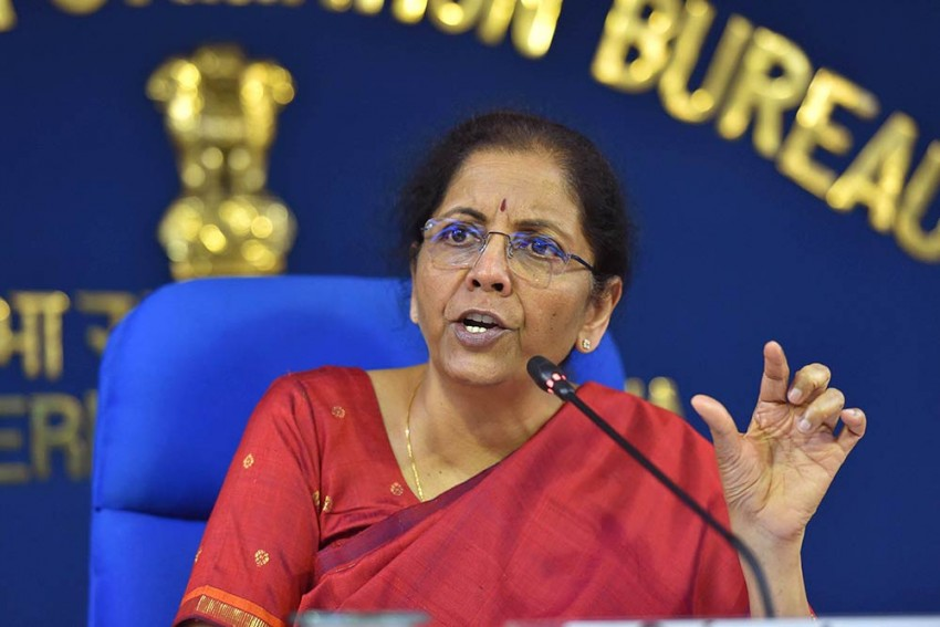 Rs 50 Lakh Insurance Cover For Doctors, Healthcare Workers Fighting Coronavirus: FM Nirmala Sitharaman