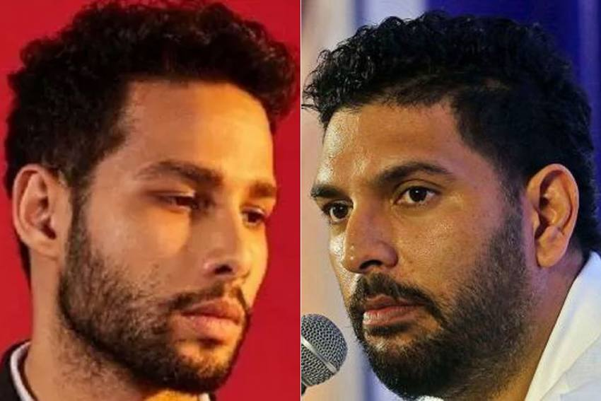 Probably, I'd Play Myself But Siddhant Chaturvedi Is A Good Option To Portray Me: Yuvraj Singh